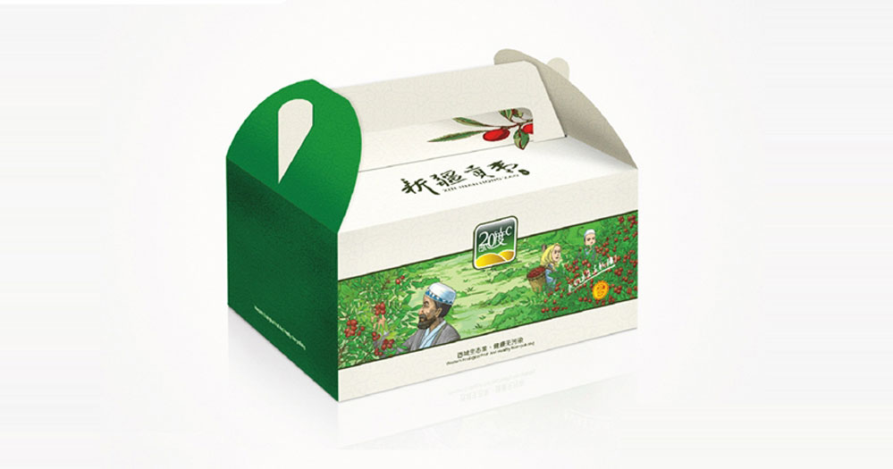 手提式坑纸灰板纸饮料纸盒牛奶纸盒水果纸盒包装参考