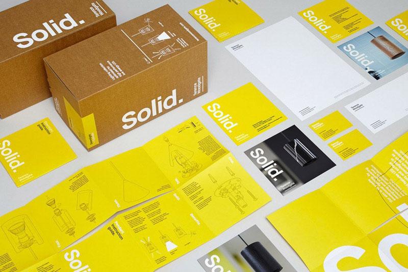 牛皮纸包装设计-牛皮纸印刷工艺灯具纸盒包装参考