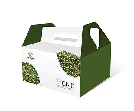 手提式坑纸灰板纸饮料纸盒牛奶纸盒水果纸盒包装