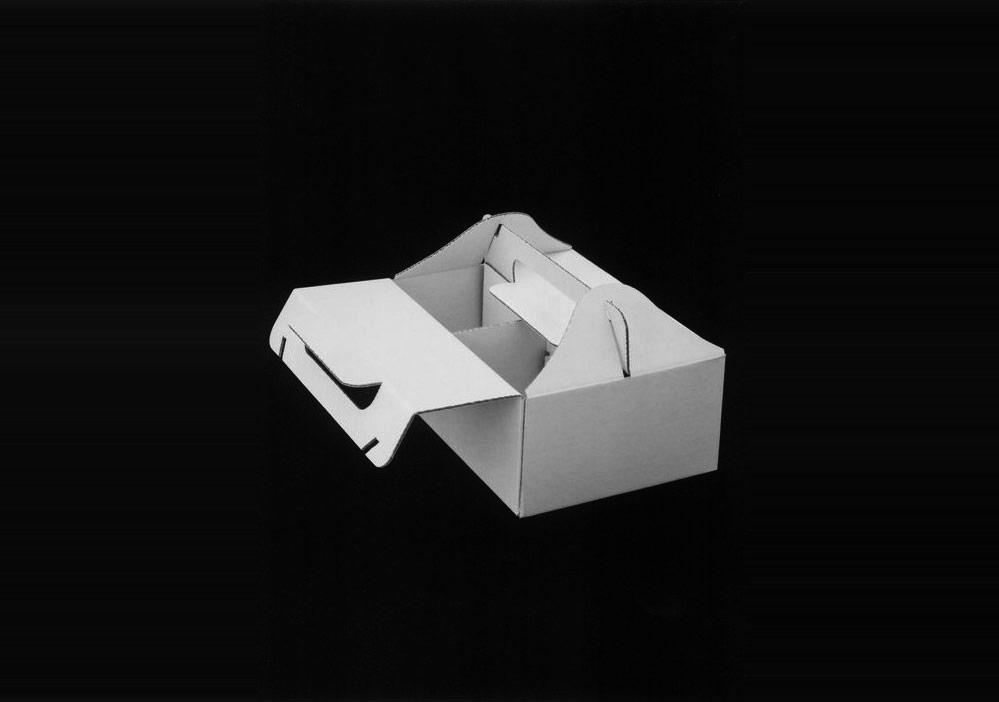 各类包装打板白模结构图材素留底