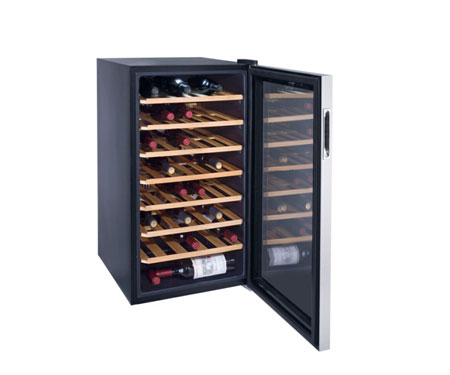红酒柜冷柜压缩机酒柜半导体酒柜定制批发