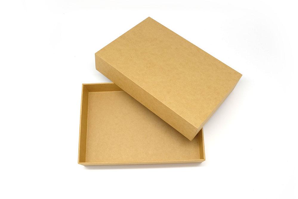 手机牛皮纸盒电子产品包装盒印刷参考