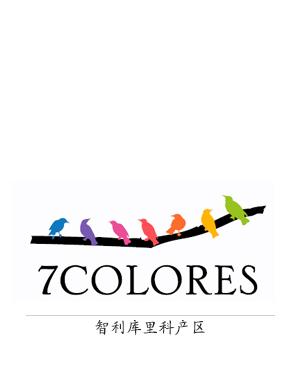 7 COLOUR(智利库里科山谷产区)