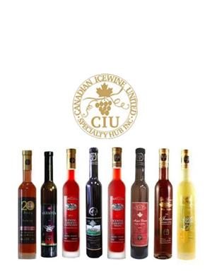 加拿大冰酒联合集团CIU冰酒系列产品批发