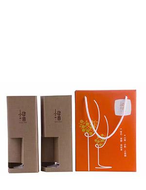小团圆礼盒装红酒杯种套装(两只装)现货