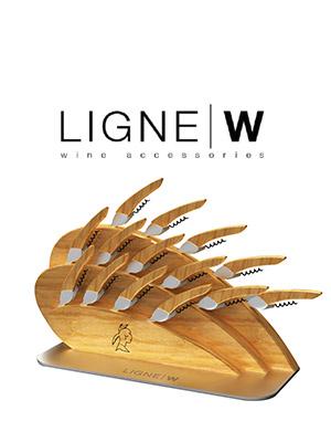 法国LIGNEW系列酒具开瓶器侍酒刀雕刻名字个性订制