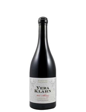 澳洲巴罗莎谷克拉恩薇拉西拉黑色腊封葡萄酒