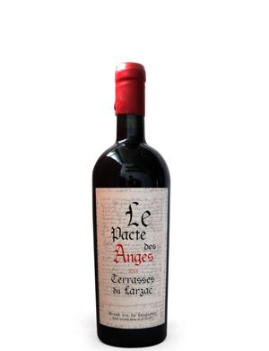 PACTE DES ANGES葡萄酒干红法国超重宽肩瓶